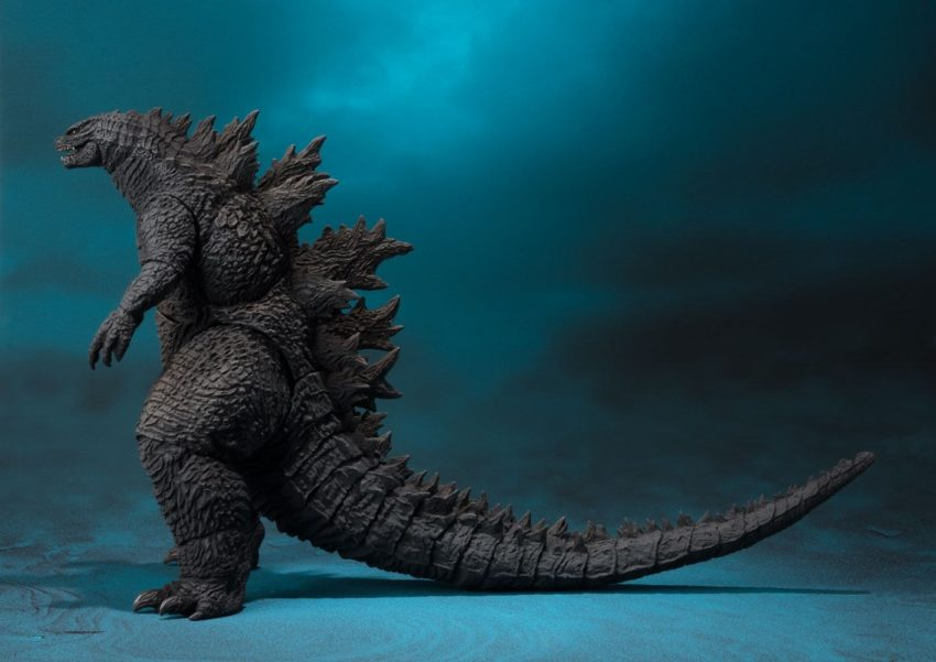 Godzilla: King of the Monsters 2019 S.H. MonsterArts Action Figure Godzilla-11797