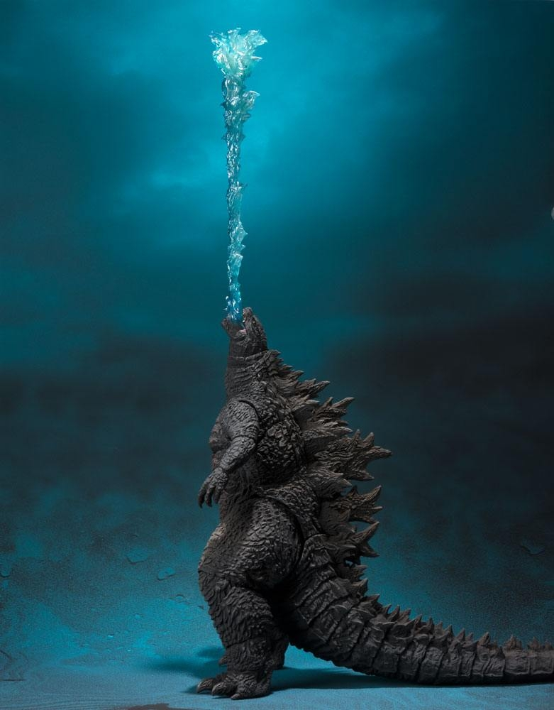 Godzilla: King of the Monsters 2019 S.H. MonsterArts Action Figure Godzilla-11799