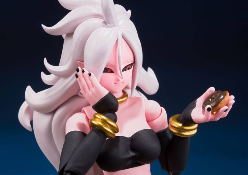 Dragonball FighterZ S.H. Figuarts Android No. 21-11915