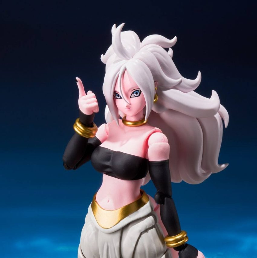 Dragonball FighterZ S.H. Figuarts Android No. 21-11916