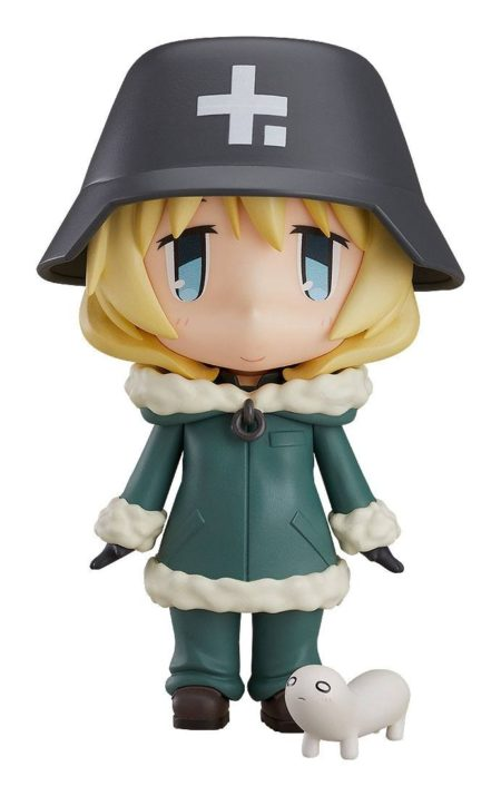 Girls' Last Tour Nendoroid Action Figure Yuri -0