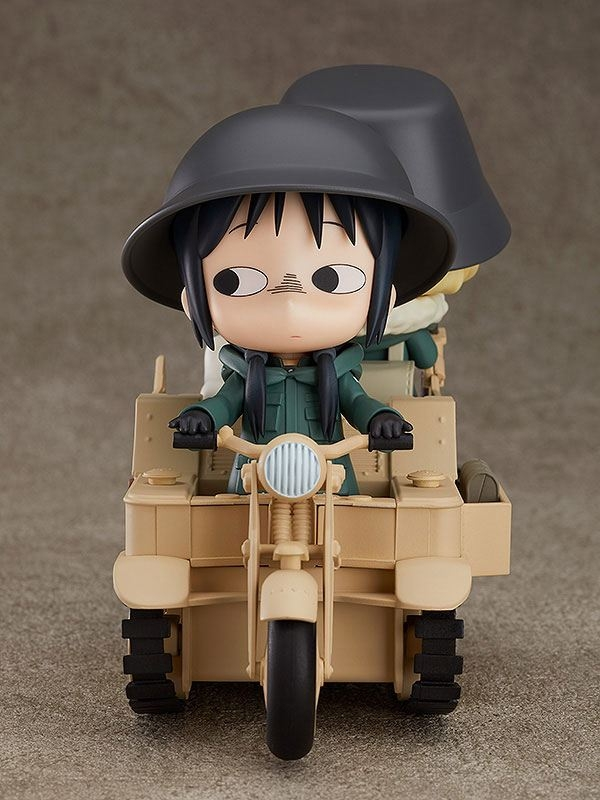 Girls' Last Tour Nendoroid More Kettenkrad-11946