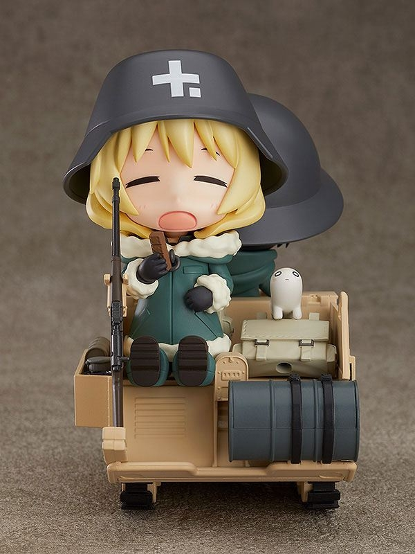 Girls' Last Tour Nendoroid More Kettenkrad-11947