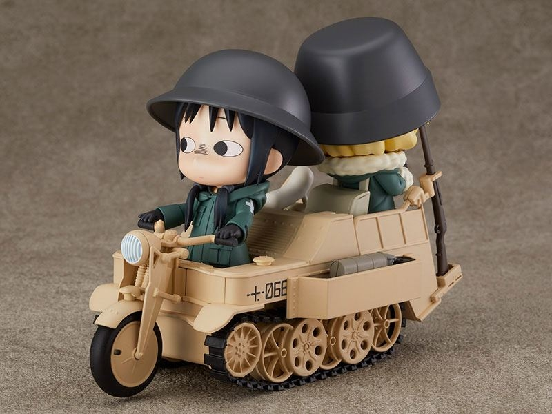 Girls' Last Tour Nendoroid More Kettenkrad-11949