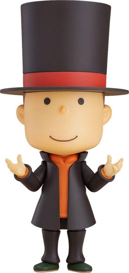 Layton Mystery Detective Agency Nendoroid Professor Layton-0