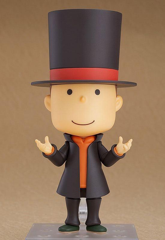 Layton Mystery Detective Agency Nendoroid Professor Layton-12051