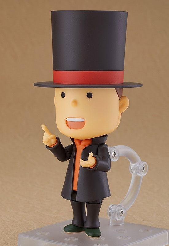Layton Mystery Detective Agency Nendoroid Professor Layton-12052