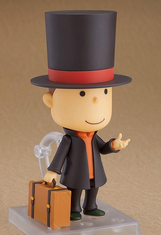 Layton Mystery Detective Agency Nendoroid Professor Layton-12054