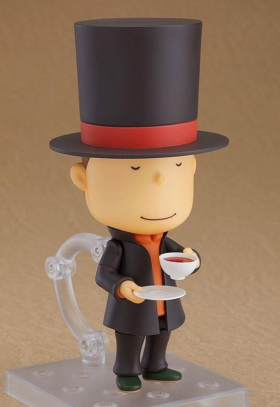Layton Mystery Detective Agency Nendoroid Professor Layton-12056