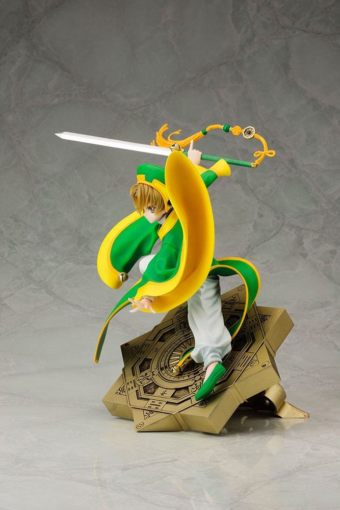 Cardcaptor Sakura ARTFXJ Statue 1/7 Li Syaoran-11809