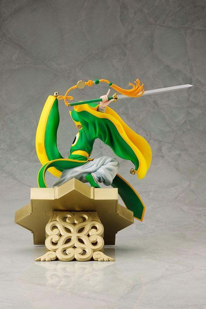 Cardcaptor Sakura ARTFXJ Statue 1/7 Li Syaoran-11810