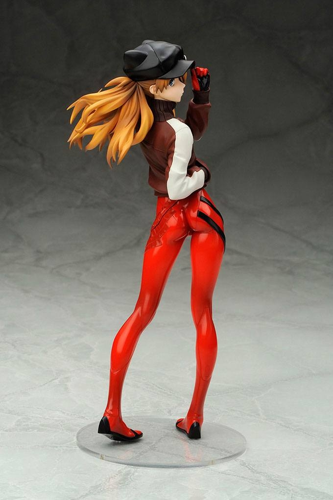 Evangelion 3.0 You Can (Not) Redo PVC Statue 1/7 Asuka Langley Shikinami Jersey Ver. -12081