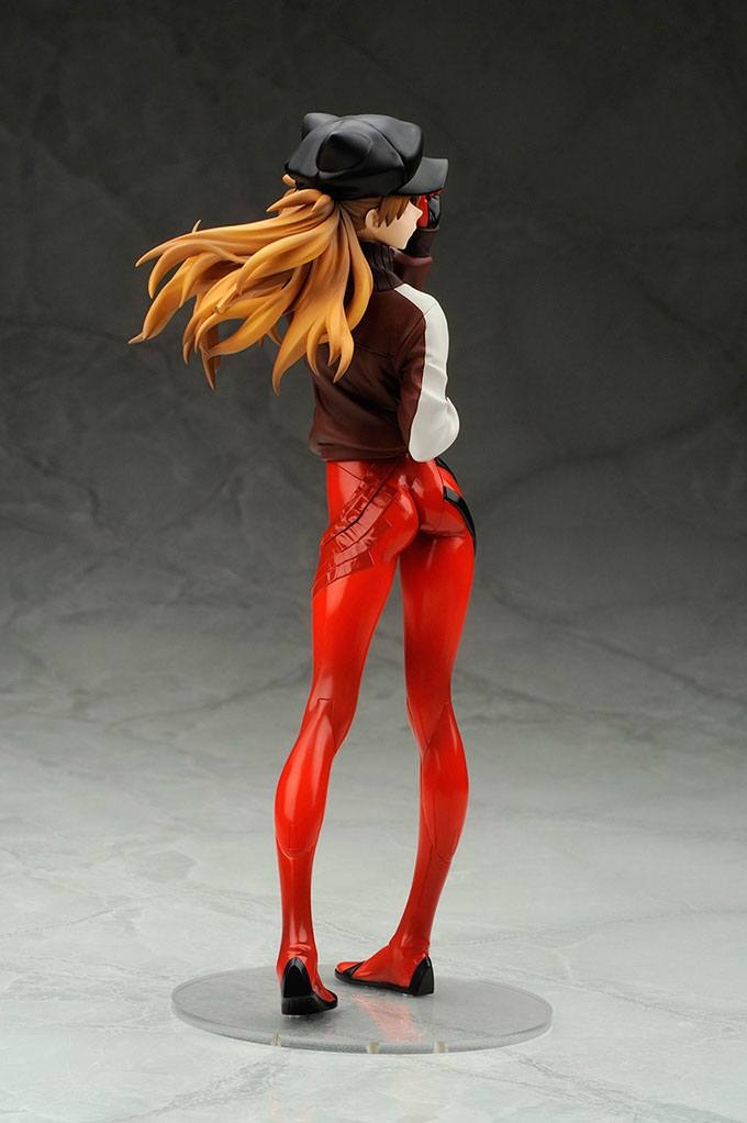 Evangelion 3.0 You Can (Not) Redo PVC Statue 1/7 Asuka Langley Shikinami Jersey Ver. -12083