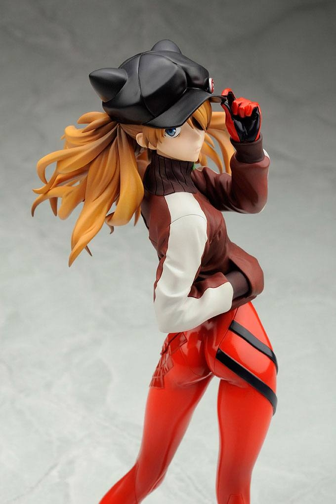 Evangelion 3.0 You Can (Not) Redo PVC Statue 1/7 Asuka Langley Shikinami Jersey Ver. -12087