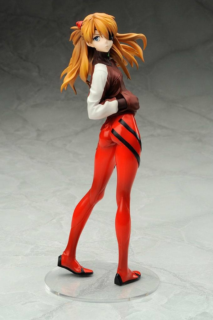 Evangelion 3.0 You Can (Not) Redo PVC Statue 1/7 Asuka Langley Shikinami Jersey Ver. -12090