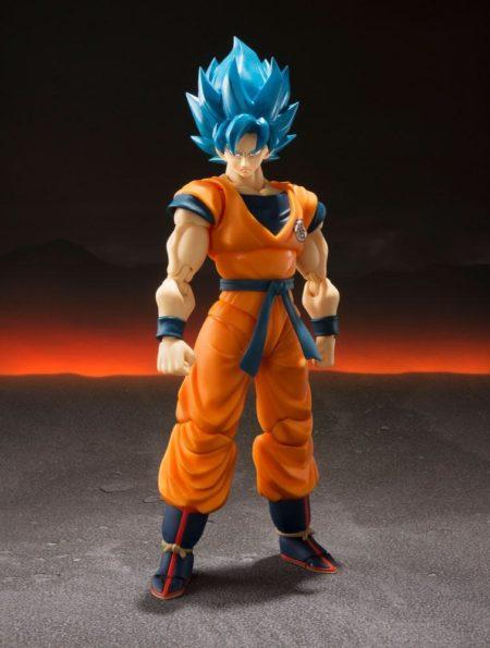 Dragonball Super Broly S.H. Figuarts Super Saiyan God Super Saiyan Goku Super -0