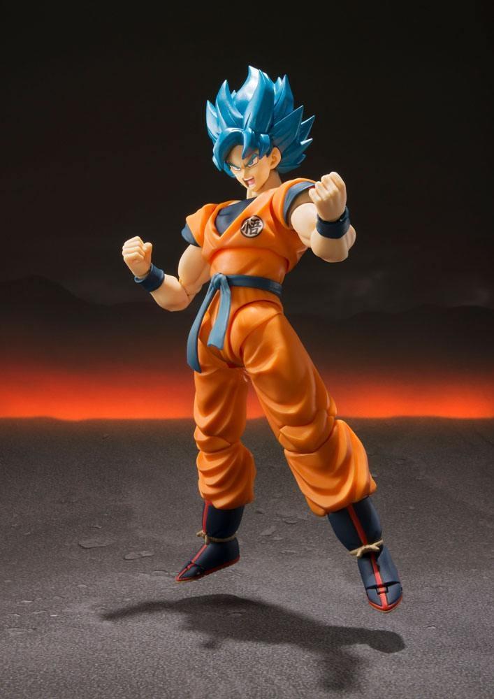 Dragonball Super Broly S.H. Figuarts Super Saiyan God Super Saiyan Goku Super -12114
