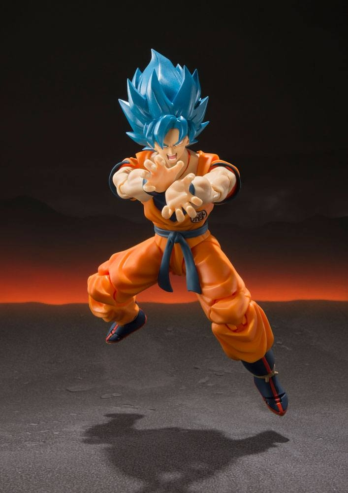 Dragonball Super Broly S.H. Figuarts Super Saiyan God Super Saiyan Goku Super -12117