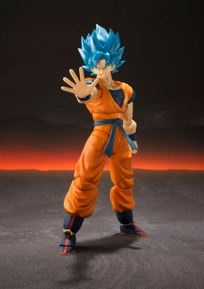 Dragonball Super Broly S.H. Figuarts Super Saiyan God Super Saiyan Goku Super -12119