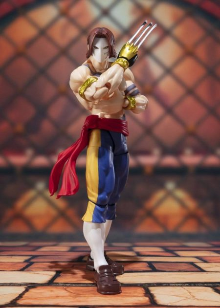 Street Fighter S.H. Figuarts Action Figure Vega-0