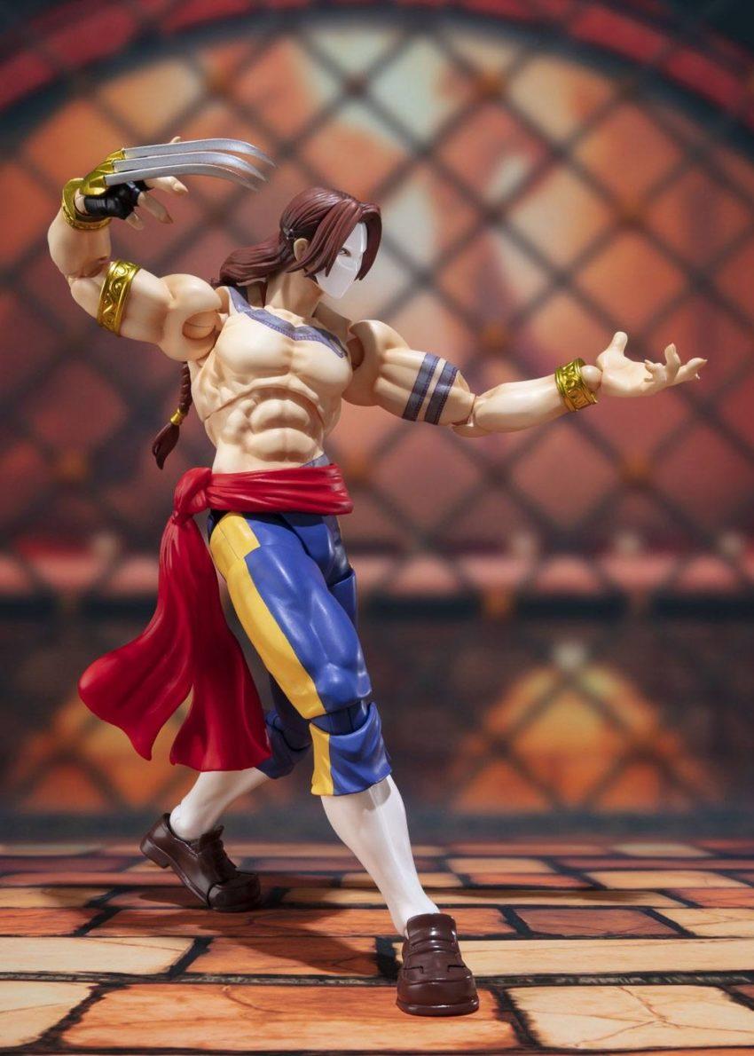 Street Fighter S.H. Figuarts Action Figure Vega-12714