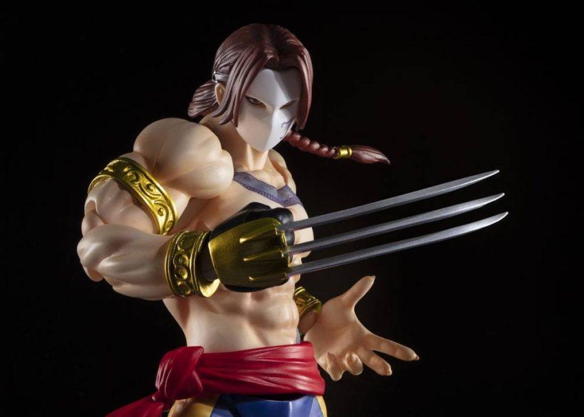 Street Fighter S.H. Figuarts Action Figure Vega-12706