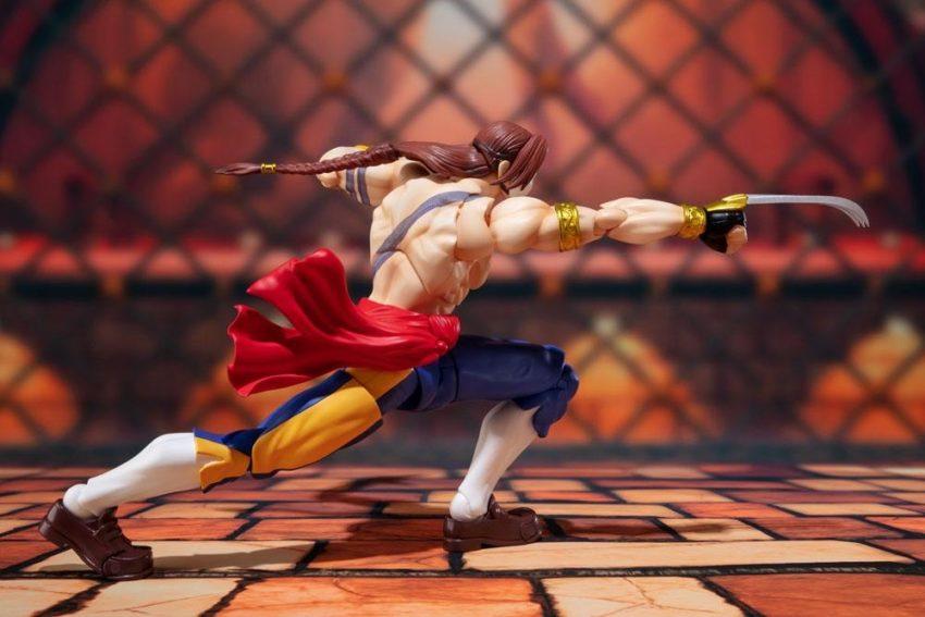 Street Fighter S.H. Figuarts Action Figure Vega-12708