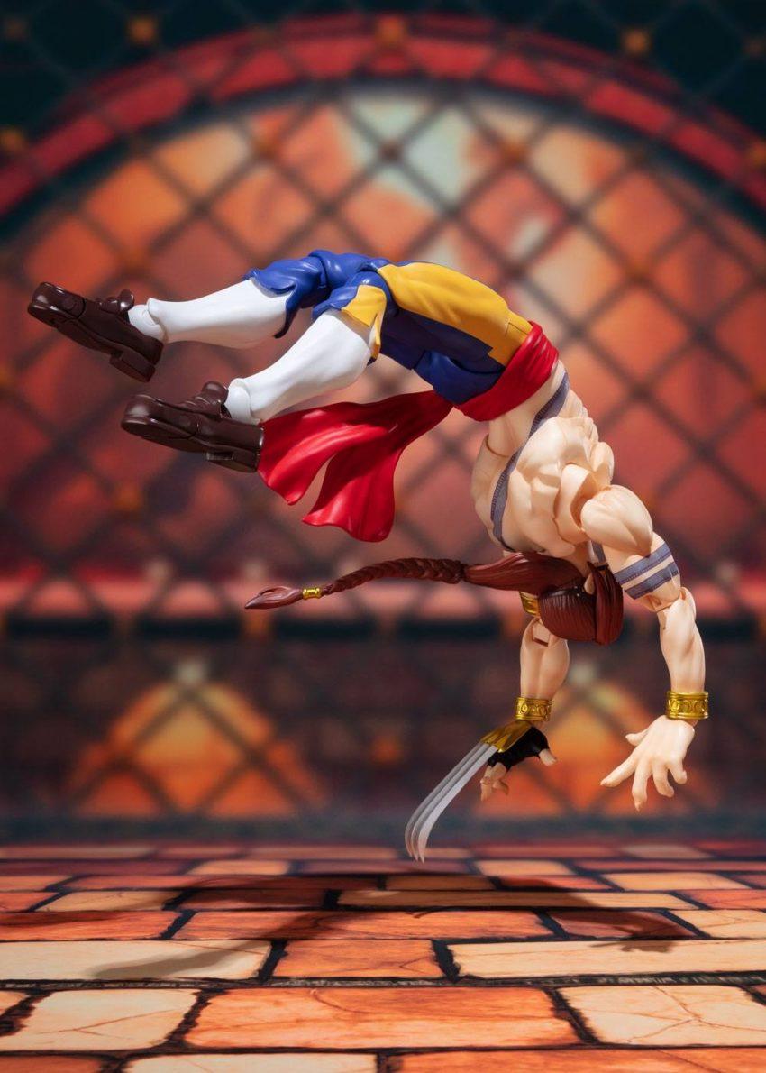 Street Fighter S.H. Figuarts Action Figure Vega-12709