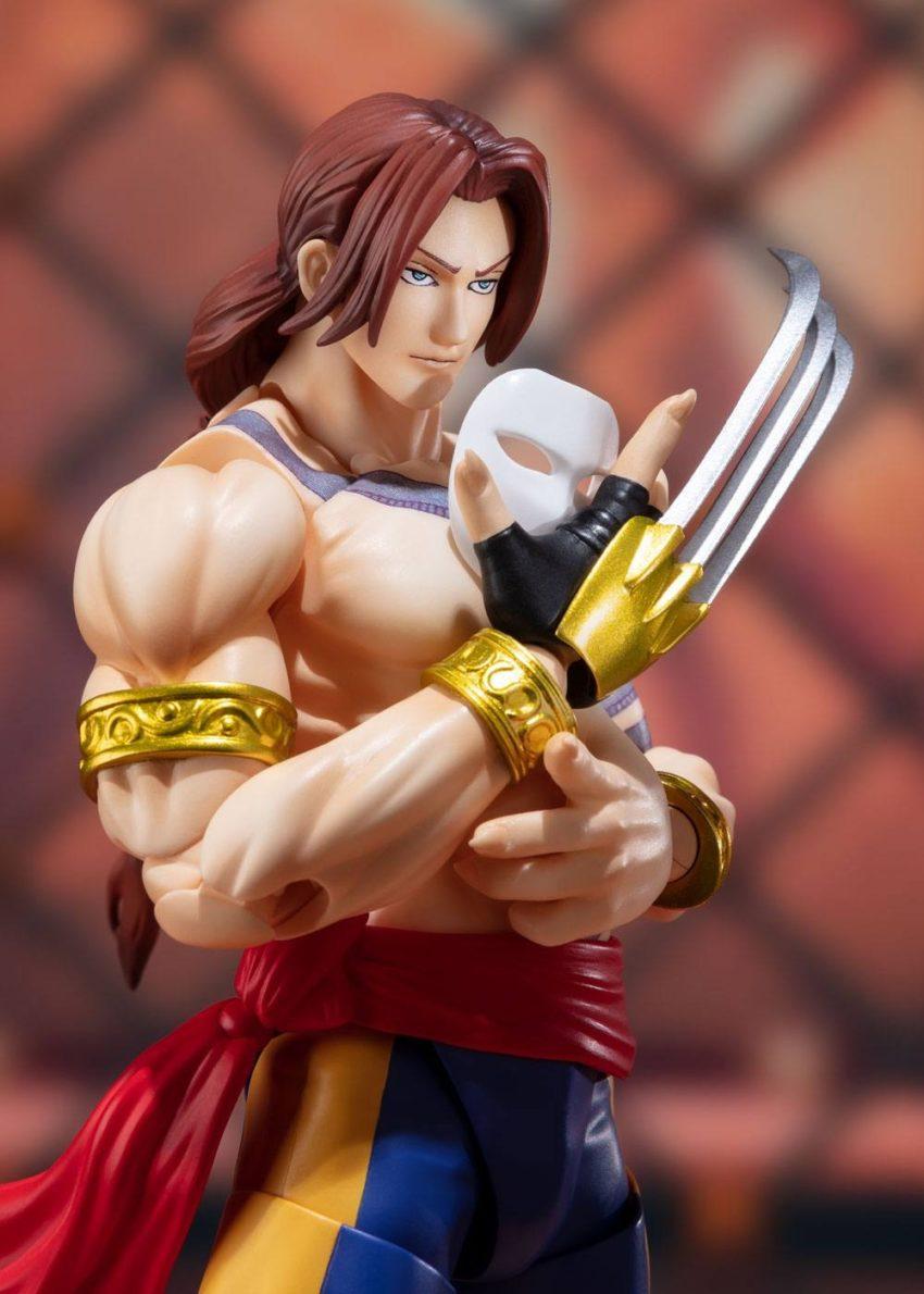 Street Fighter S.H. Figuarts Action Figure Vega-12710