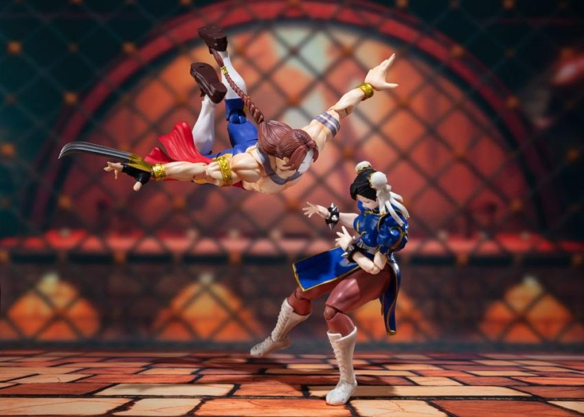Street Fighter S.H. Figuarts Action Figure Vega-12711