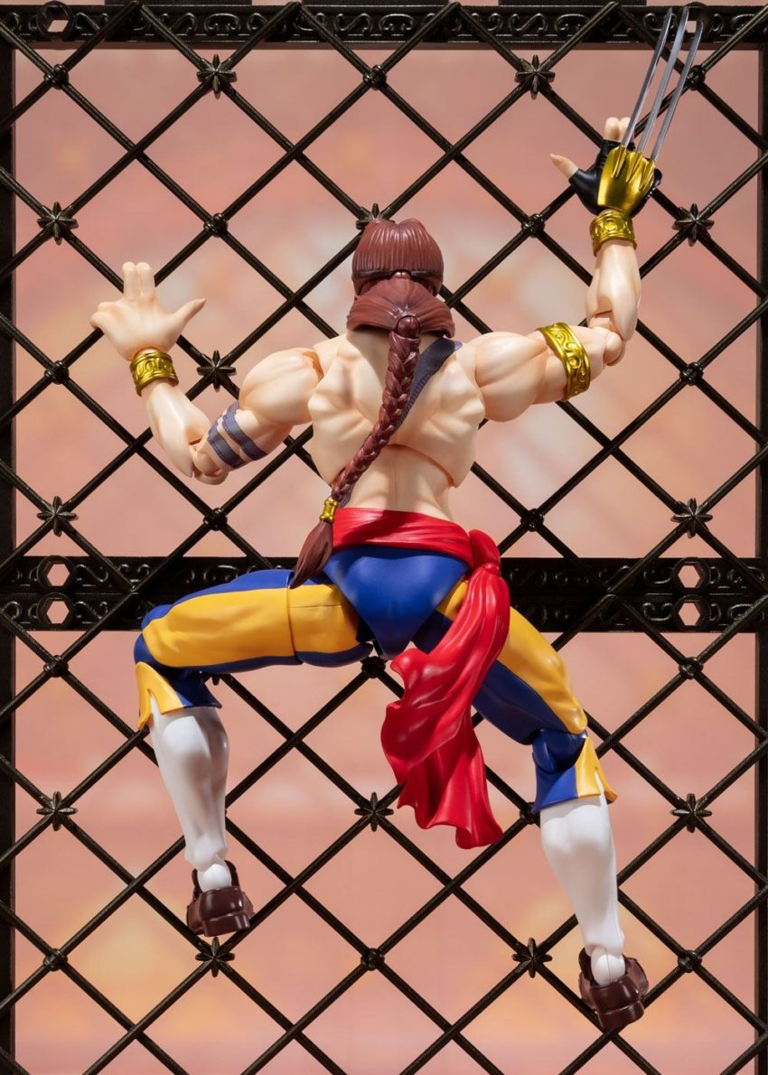 Street Fighter S.H. Figuarts Action Figure Vega-12713