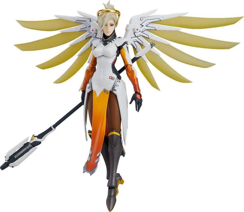 Overwatch Figma Action Figure Mercy-0