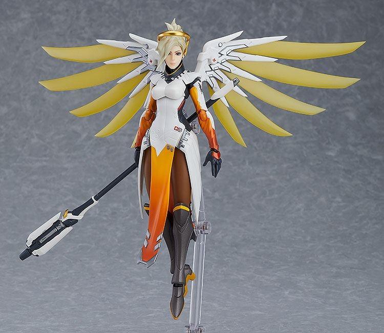 Overwatch Figma Action Figure Mercy-12260