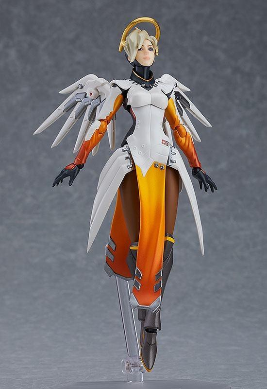 Overwatch Figma Action Figure Mercy-12264