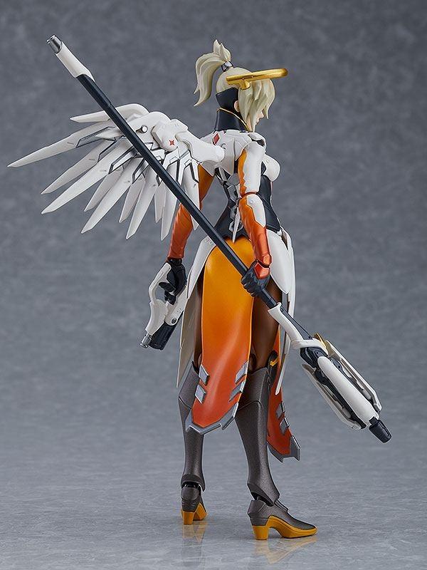 Overwatch Figma Action Figure Mercy-12265