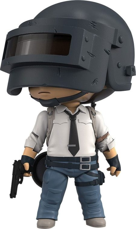 Playerunknown's Battlegrounds (PUBG) Nendoroid The Lone Survivor-0