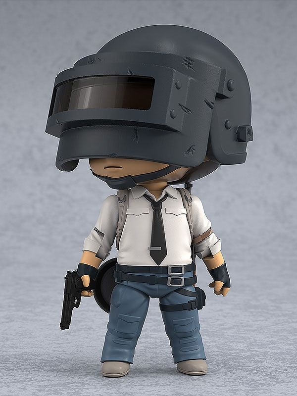 Playerunknown's Battlegrounds (PUBG) Nendoroid The Lone Survivor-12558