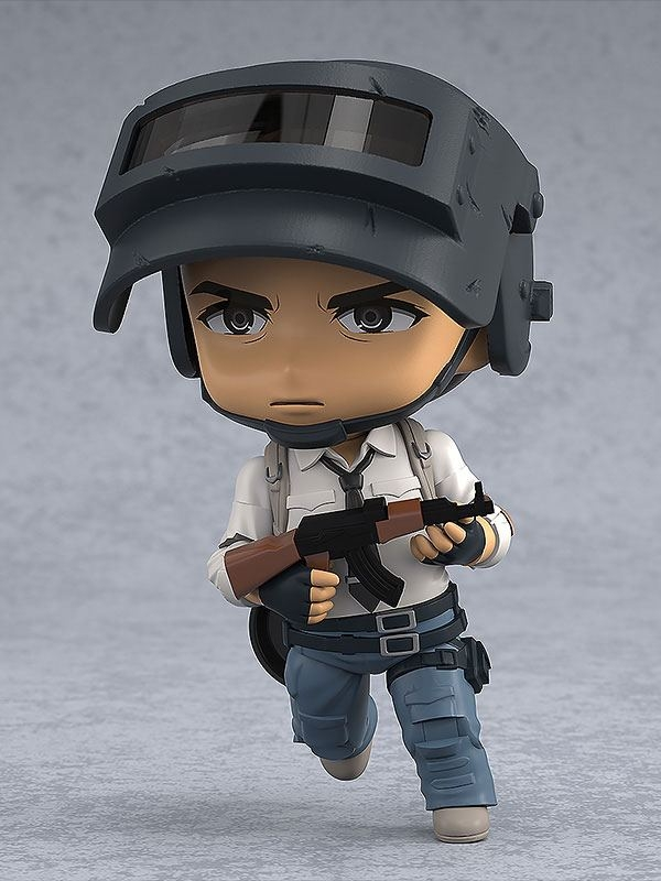 Playerunknown's Battlegrounds (PUBG) Nendoroid The Lone Survivor-12557