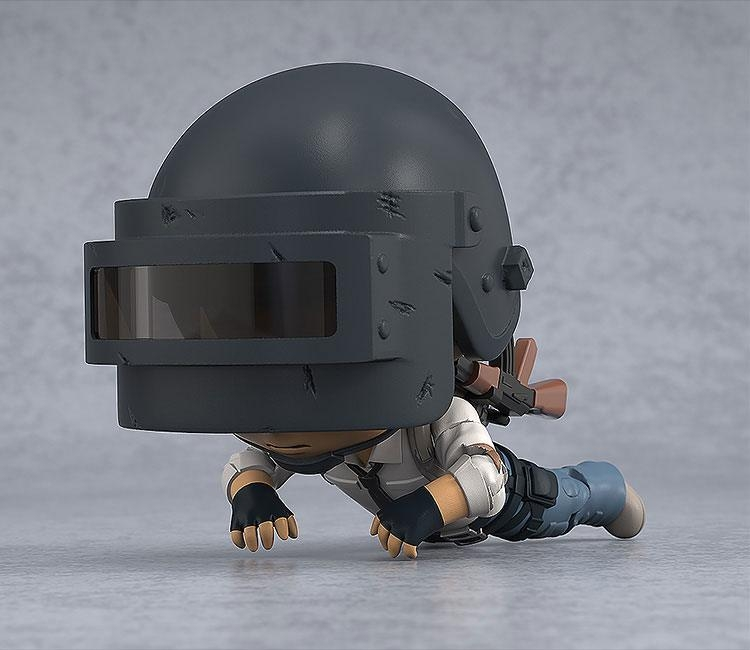 Playerunknown's Battlegrounds (PUBG) Nendoroid The Lone Survivor-12559