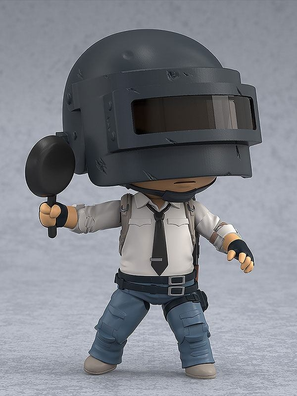 Playerunknown's Battlegrounds (PUBG) Nendoroid The Lone Survivor-12560