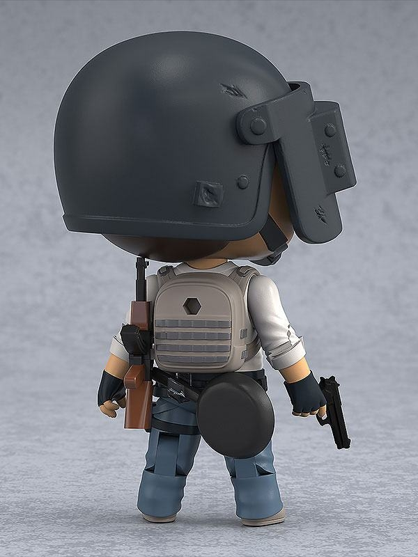 Playerunknown's Battlegrounds (PUBG) Nendoroid The Lone Survivor-12562