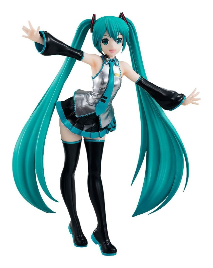 Character Vocal Series 01 PVC Statue Pop Up Parade Hatsune Miku-0