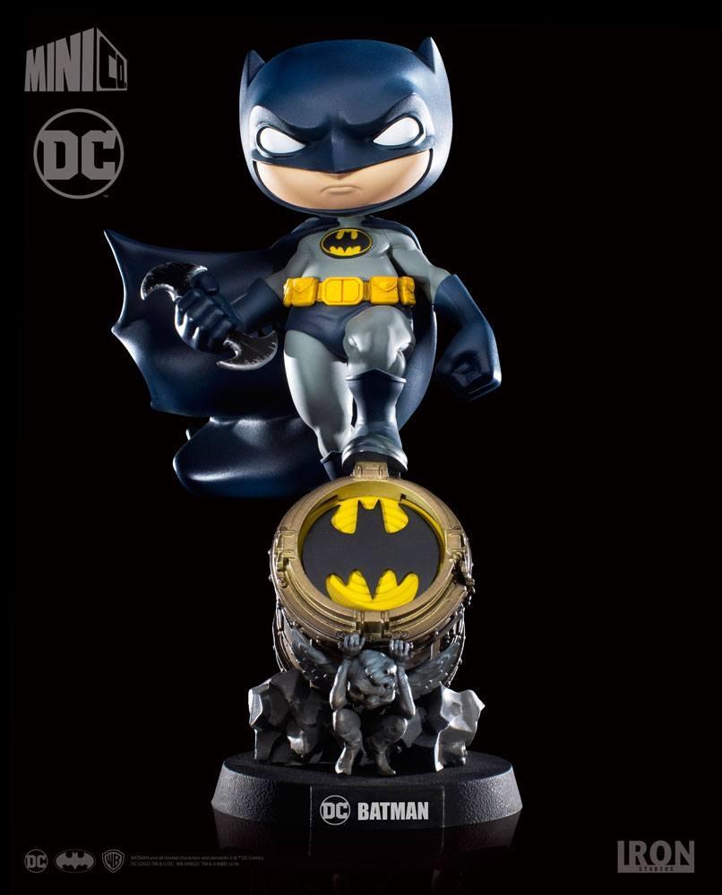 DC Comics Mini Co. PVC Figure Batman-0