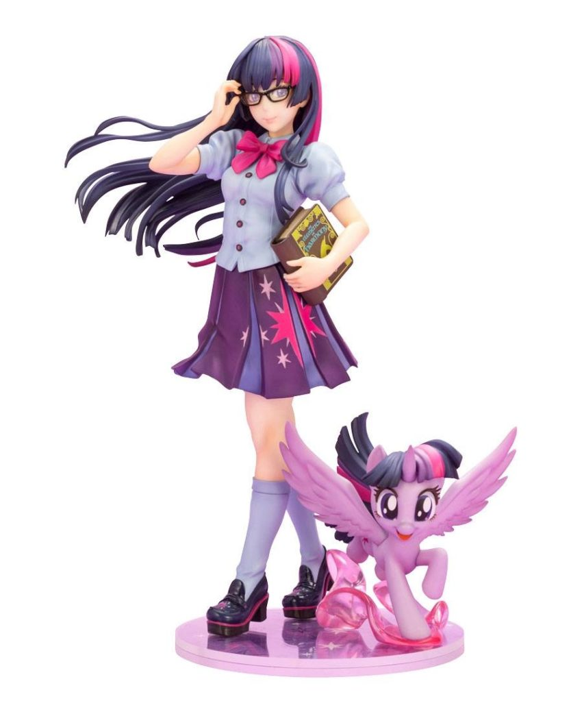 My Little Pony Bishoujo PVC Statue 1/7 Twilight Sparkle-0
