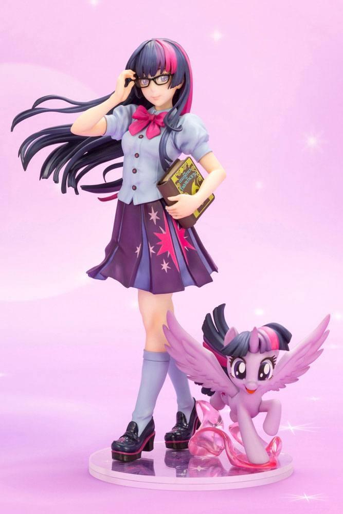 My Little Pony Bishoujo PVC Statue 1/7 Twilight Sparkle-12393