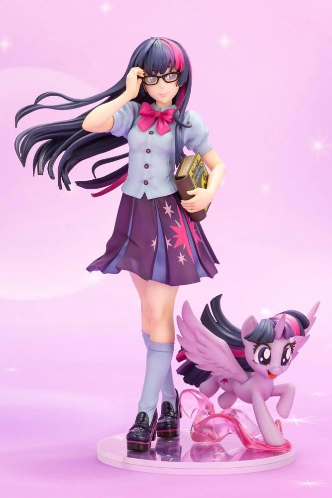 My Little Pony Bishoujo PVC Statue 1/7 Twilight Sparkle-12387