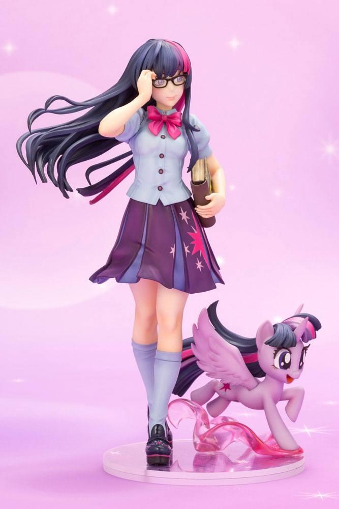 My Little Pony Bishoujo PVC Statue 1/7 Twilight Sparkle-12388