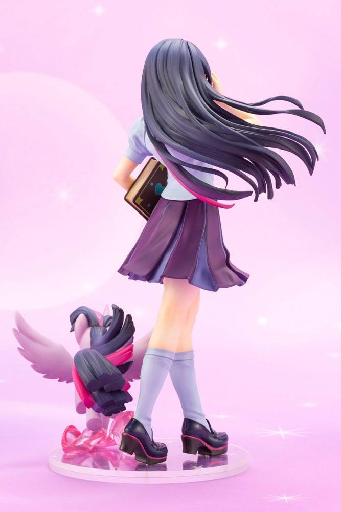 My Little Pony Bishoujo PVC Statue 1/7 Twilight Sparkle-12389