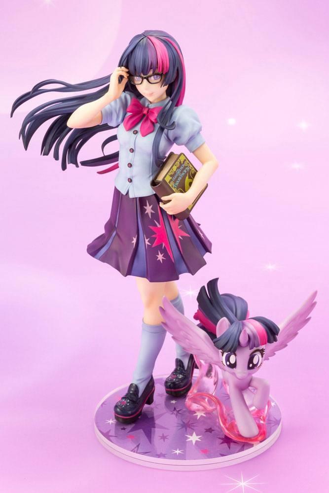 My Little Pony Bishoujo PVC Statue 1/7 Twilight Sparkle-12391