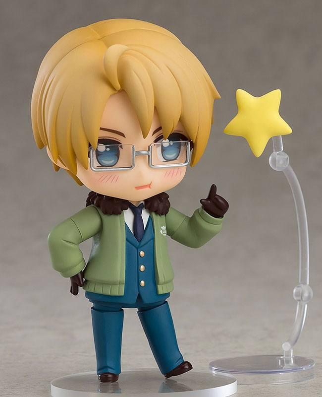 Hetalia World Stars Nendoroid Action Figure USA -12458